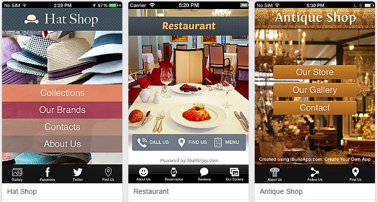 Jasa pembuatan aplikasi restoran