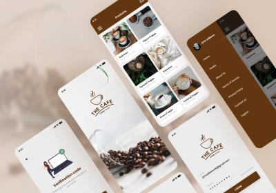 Aplikasi Cafe & Resto