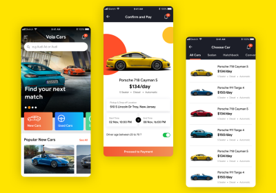 Aplikasi Rental Mobil & Jasa Angkutan